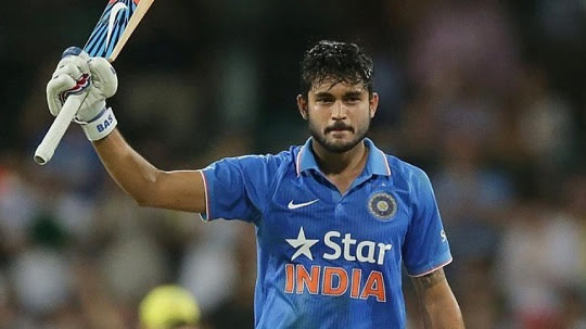cricketer manish pandey