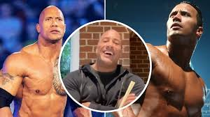 wwe news in hindi legend the rock
