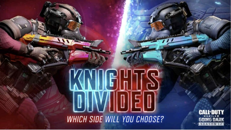 Call of Duty: Mobile Knights Divided event: Everything you need to know