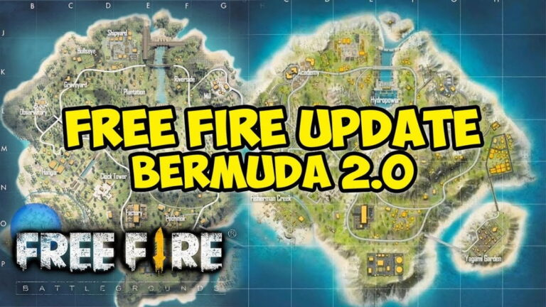 Garena Free Fire: How To Download New Bermuda Map