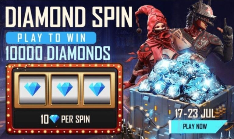 How To Get 10000 Diamonds From Free Fire Diamond Royale