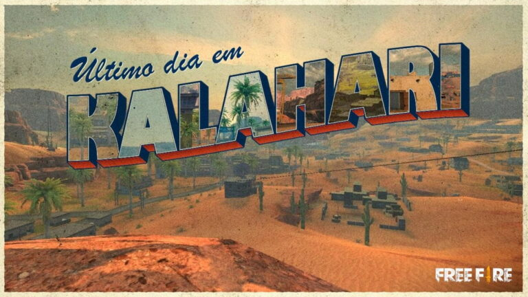 Which Location Is Free Fire Kalahari Map Based On In Real Life?