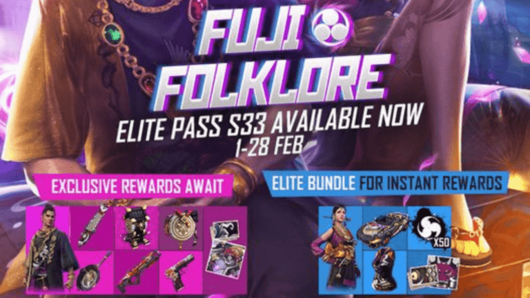 How to buy Elite Pass in Free Fire Season 33