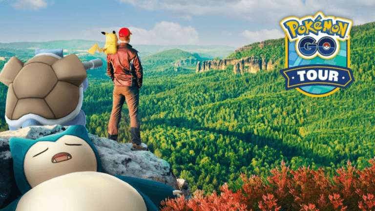 How to collect the Red and Green Version collection during the Kanto Tour event in Pokémon Go
