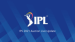 IPL 2021 auction Live update: Over 1000 players registered for IPL 2021 auction
