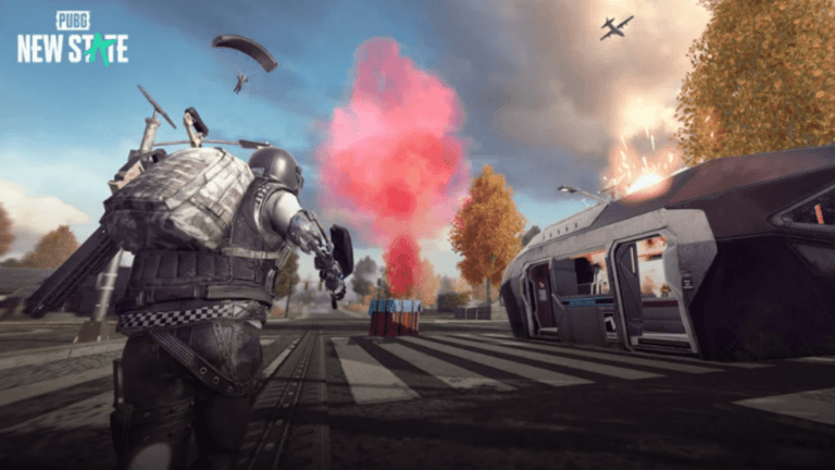 PUBG New State Game: Krafton's latest PUBG New State game for android mobile is available for pre-order