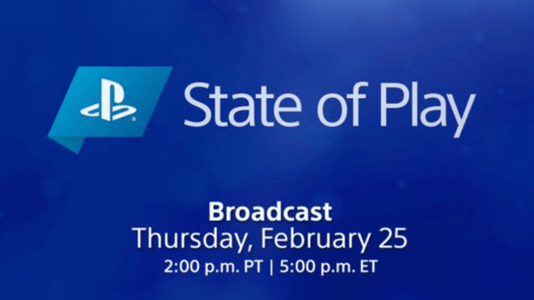 State of Play will announce on 25 February the new Game