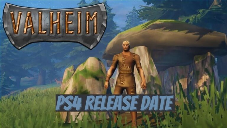 Valheim Ps4 Release Date: When is Valheim Release for PS4 Consoles?