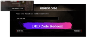 March 2021 Dead By Daylight Redeem Codes - Free DBD Bloodpoints