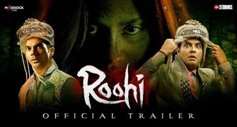 Download Janhvi Kapoor movie Roohi 2021 Horror comedy movie review