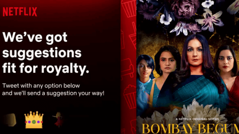 Bombay begums Netflix Web Series Download All Episode Isaimini 2021