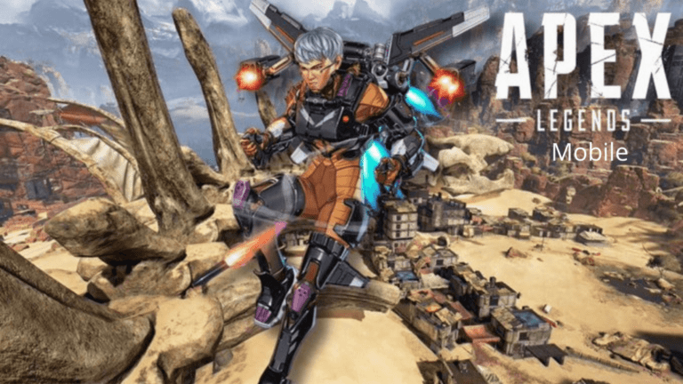 Beta Version of Apex Legends Mobile available on android mobile