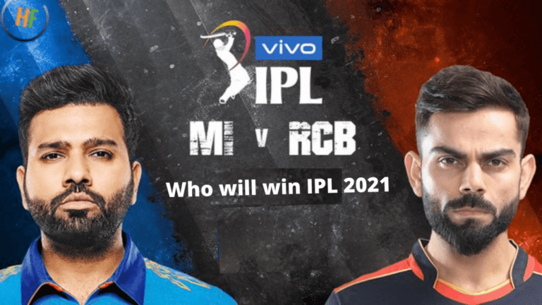 Match Prediction 2021 : Who will win today's IPL 2021 match? MI vs RCB